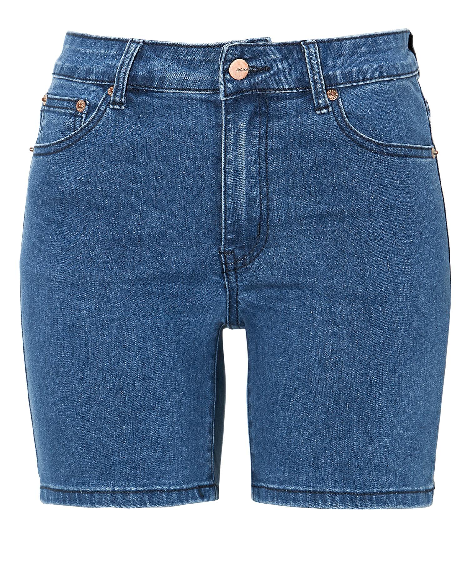 Redhill denim shorts