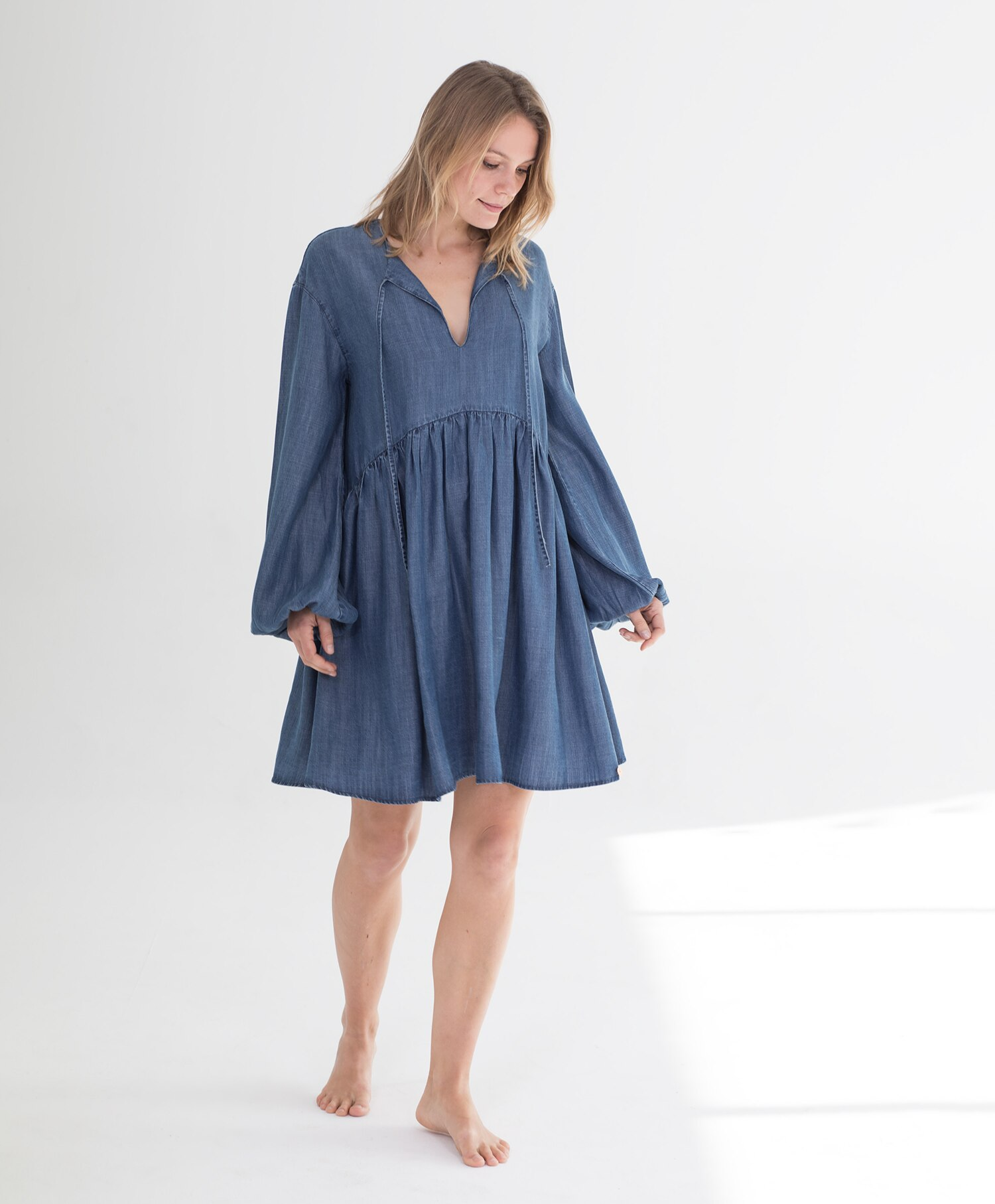 Superdry tencel Dress