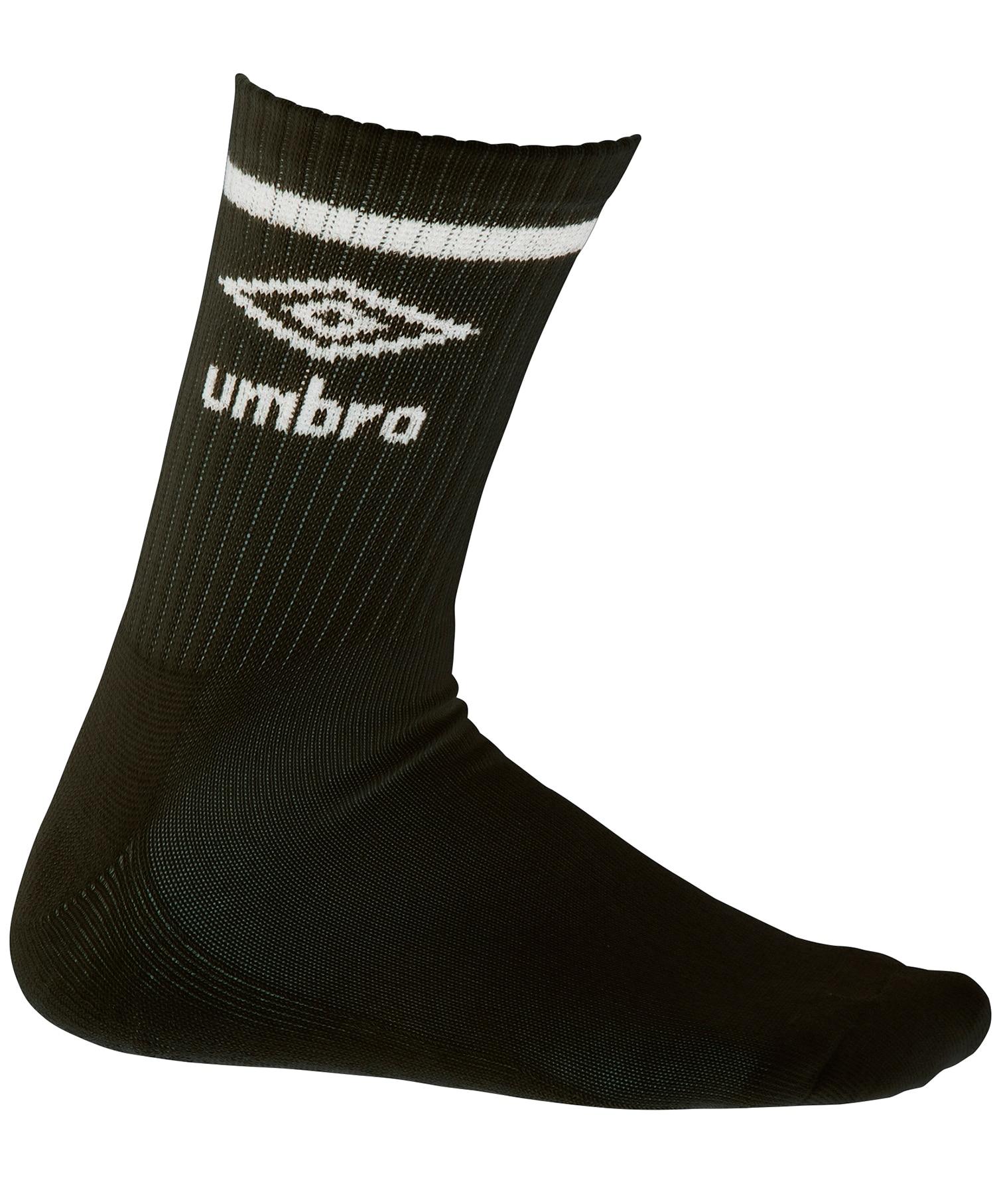 Umbro 3pk tennis sokker